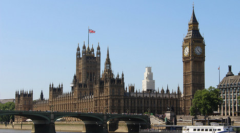Plan to give British expats their own MPs