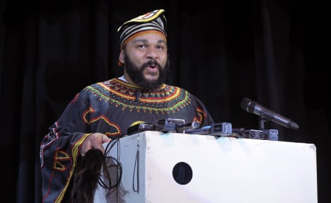 Dieudonné cleared over call for murderer release