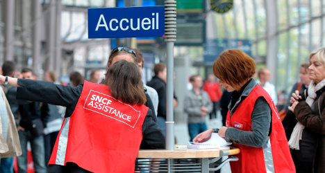 Free Wi-Fi to arrive at French train stations