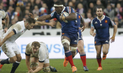 French look to build on England win against Italy