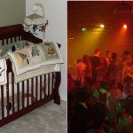 Home alone: Mum leaves toddler to go clubbing
