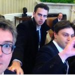 French journos 'selfies' annoy White House