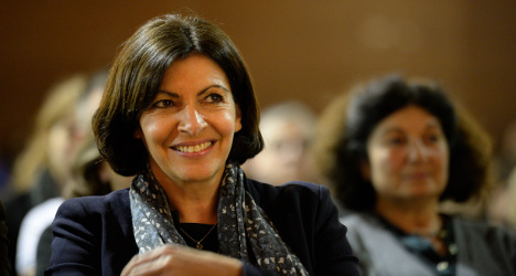 Here's what Hidalgo says she'll do for Paris