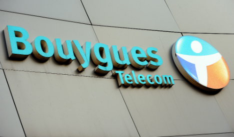 France's Bouygues set to sell mobile network