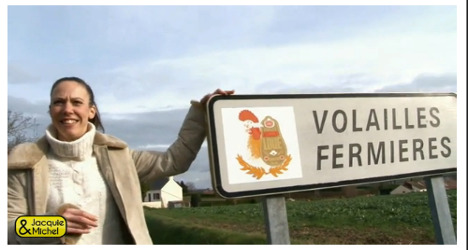 French chicken farmers clucking mad over porno