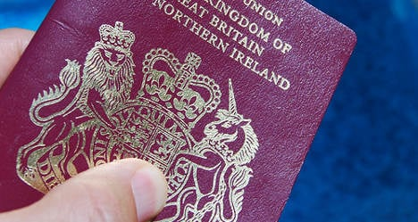 UK cuts passport costs for expats in France