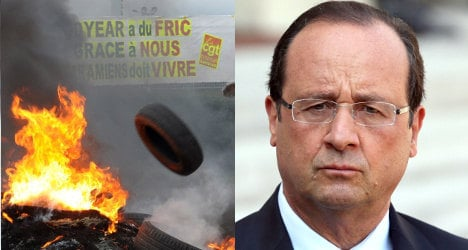 And yet another Hollande reform goes up in smoke