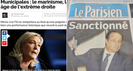 France wakes up to 'new age of extreme right'