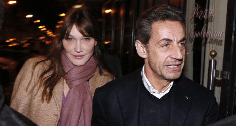 Angry Sarkozy rejects corruption allegations