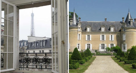 French Property Face-off: Paris versus Charente
