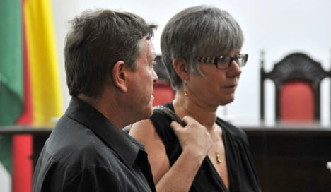 Slain French couple's kin to appeal Bolivia ruling