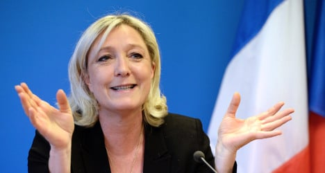 'Le Pen can show her party really has changed'