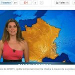 <b>6.The weather girl:</b> Fanny Agostini, who many readers will know better as BFM TV's weathergirl is hoping the wind will blow in her favour as she bids to be elected as a Socialist Party councillor in the town of La Bourboule (Puy de Dôme). Unfortunately for Agostini and her fans she has been forced to step down as weathergirl during the elections in order to avoid any controversy.