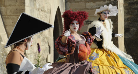 Avignon festival 'to be moved' if far right win