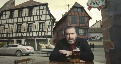 Eric Cantona arrested in London over assault