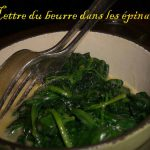 """3. """"Mettre du beurre dans les épinards"""" is literally """"putting butter on the spinach"""". A sensible French person might say this to his/her partner.Photo: avlxyz/Flickr"""