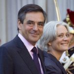 """<b>2.The former PM's British wife</b>  One surname on the list in the town of Solesmes in the Sarthe department of central France will seem familiar to anyone who knows even a little about French politics. That's the name of Fillon. It's not former Prime Minister François who is standing for election but his British wife Penelope. She insists she is not motivated by a desire to start out on her own political career, just that she feels """"very attached to Solesmes"""". Photo: AFP"""