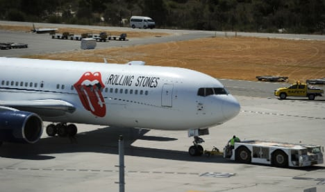 Rolling Stones plan Paris gig after Oz pull out