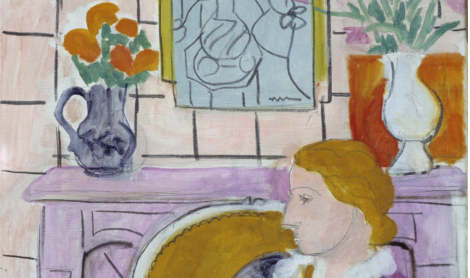 Norway gallery returns Matisse seized by Nazis