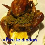 """10. """"Être le dindon de la farce"""" - To be the turkey filled with stuffing. Most expats will have been """"the turkey filled with stuffing"""" at some point during a French dinner party.Photo: themarina/Flickr"""