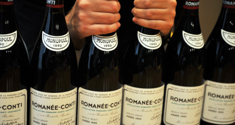 French love for wine set to become official