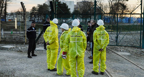 France beefs up security at nuclear plants