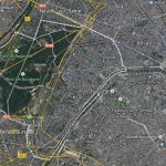 Here's a map of the 16th arrondissement, which is fenced in by the River Seine in both the East and West. The 16th arrondissement is also home to Roland Garros, home of the French Open tennis tournament and Longchamp, where the Prix de l'Arc de Triomphe horse race is run every year. But if inner city Paris is really not your thing. Then check this next slide out.Photo: Google Maps