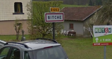France's top ten X-rated place names in English