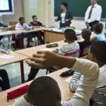Pupils 'taught abortion is murder' at French school