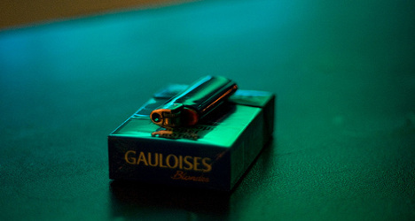 British firm to shut French cigarette factory