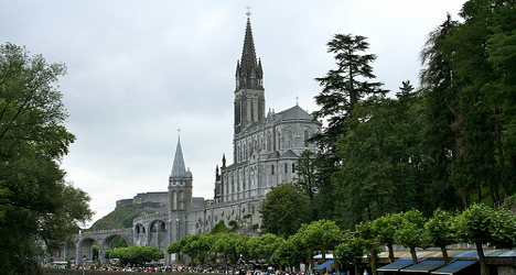 French pilgrimage town Lourdes hit by quake