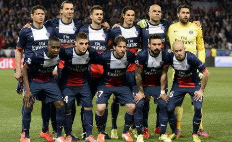 French Ligue 1 sells TV rights for nearly $1 billion