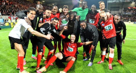 French cup final will be all-Breton affair
