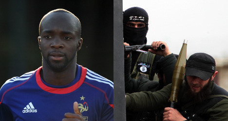 French footballer forced to deny jihad rumours