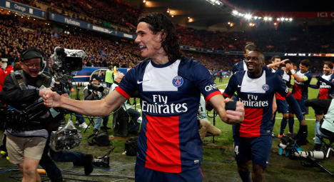 PSG aim to finish off Chelsea without Zlatan