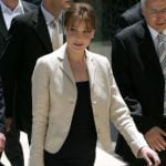 Carla Bruni 'crazy about Israel' ahead of show
