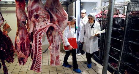 France charges linchpin in horsemeat scandal