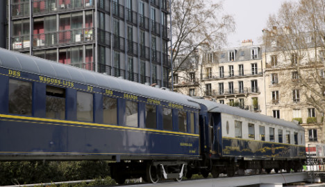 Orient Express offers journey back in time