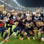 PSG on course for double after cup triumph