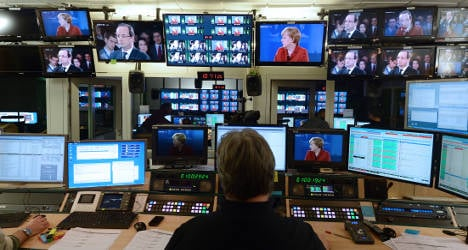 French TV viewers resent needless use of English