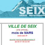 <b>Seix:</b> The residents of the town of Seix in south-west France are known as 'sexois'. Though it's name sounds like making babies, the town seems to have ever fewer little ones. A 2011 survey found a mere 773 residents.Photo: Screengrab/Mairie de Seix