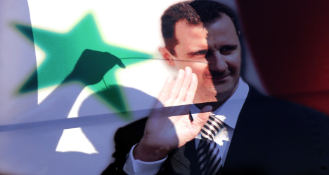 Syria claims France will interfere in its election
