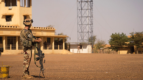 France to send 3,000 troops to African hotspot