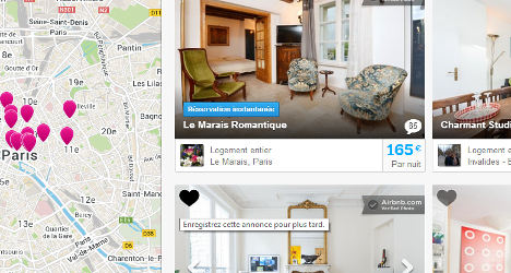 Frenchman fined for sub-letting flat on Airbnb