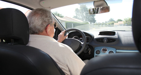 French villagers unite to ban deadly elderly driver