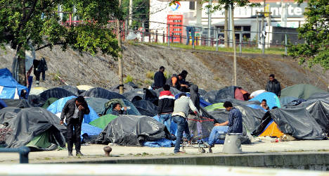 Immigration in France: No need for 'Mr Ebola'