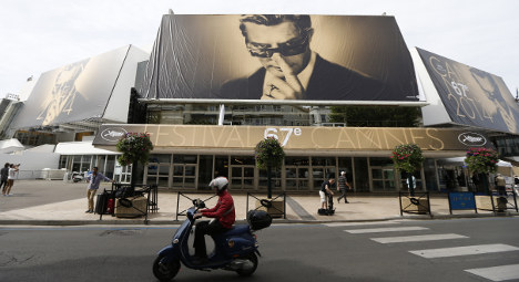 Cannes all set for movie extravaganza of the year
