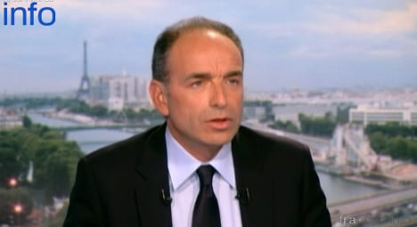'I'm innocent', insists French opposition leader