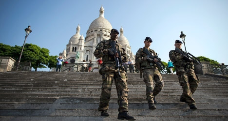 France – the 'terrorism capital of Europe'