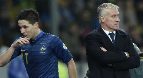 France World Cup squad named: Nasri left out